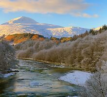 Glen affric by donnnnnny