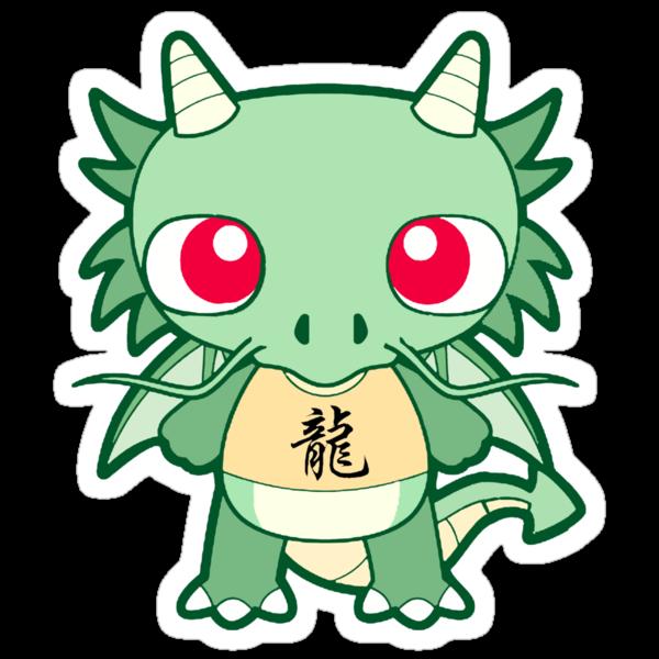 Dragon by Zoë Lau