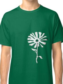 squiggle flower Classic T-Shirt