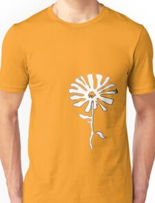 squiggle flower Unisex T-Shirt