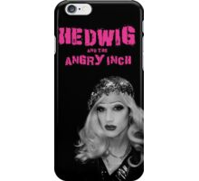 """Hedwig - """"Mystery Woman"""" - black & white iPhone Case/Skin"""
