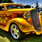 Hot Rod by Cecily McCarthy