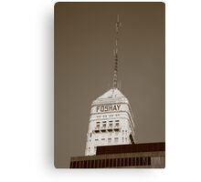 Minneapolis Tower Canvas Print