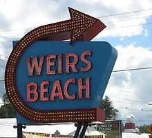 Weirs Beach Neon by KachinaDoll