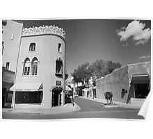Santa Fe, New Mexico Poster