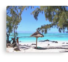 Ile Aux Cerfs (2) - Mauritius Canvas Print