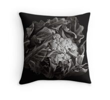 The cancan ruffle original Throw Pillow