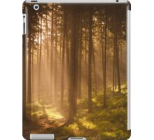 Morning forest iPad Case/Skin