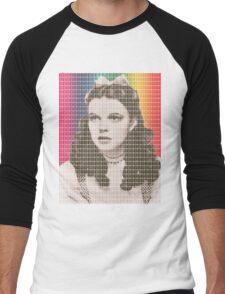 Over the Rainbow Men's Baseball ¾ T-Shirt
