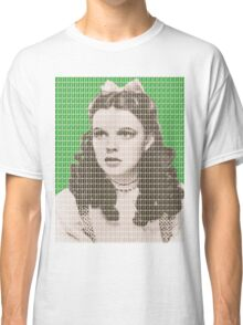 Over the Rainbow Green Classic T-Shirt