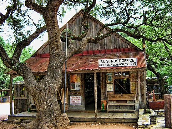 ☝ ☞Luckenbach Texas Post Office(AIN'T NOBODY FEELIN NO PAIN)☝ ☞ by ╰⊰✿ℒᵒᶹᵉ Bonita✿⊱╮ Lalonde✿⊱╮