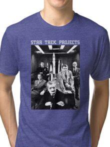 Star Trek Projects - Fan Art Sci-Fi Tri-blend T-Shirt