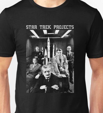 Star Trek Projects - Fan Art Sci-Fi Unisex T-Shirt