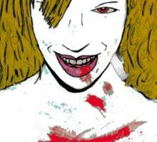 undead luv Sticker