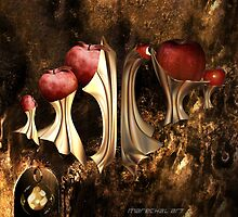 Apples by Andrea Maréchal