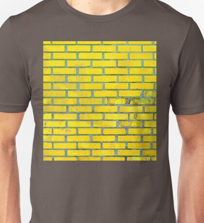 Yellow bricks Unisex T-Shirt