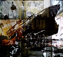 Abstract Titanic by almulcahy