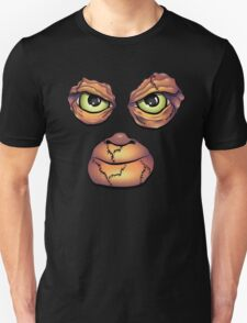 Creepy Cute Faces: Stitchy Monster T-Shirt