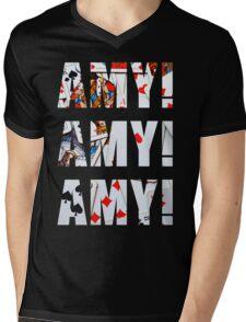 Amy Amy Amy! Mens V-Neck T-Shirt