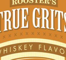 True Grits - (Jeff Bridges Version) Sticker