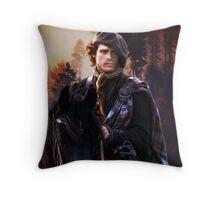At First Light  Throw Pillow