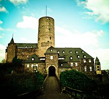 Genovevaburg, Germany by NicoleBPhotos