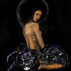 SOUL SISTA BLACK VELVET ! by Ray Jackson