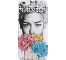 Triad Print - TOP iPhone Case/Skin