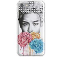 Triad Print - TOP iPhone Case/Skin