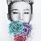 Triad Print - GD by Monica Sutrisna