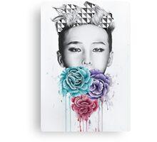 Triad Print - GD Canvas Print