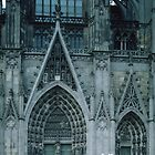 Cathedral Koln Germany 19840628 0001 by Fred Mitchell