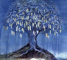 Prayer Tree by Janet Chui