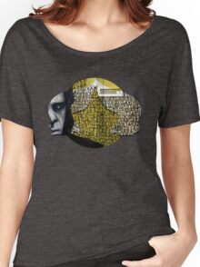 The Mercy Seat - Nick Cave (Walls Notebook) Women's Relaxed Fit T-Shirt
