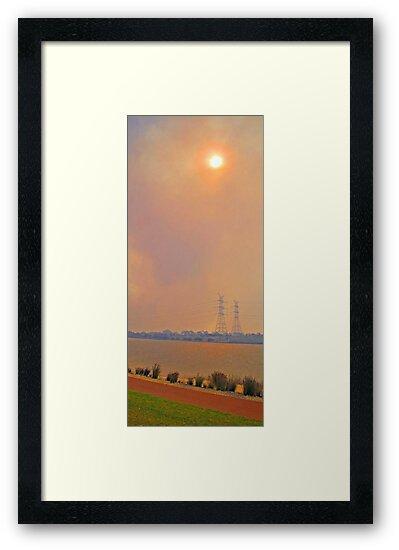 Champion Lakes Bushfire  by EOS20