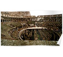 Trip to Rome Poster