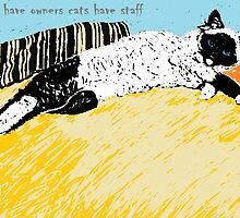 Its a Cats Life by margaretfraser