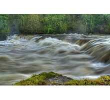 Aysgarth Upper Falls Photographic Print