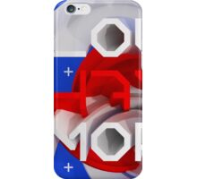 Sneaky Hate - CG render iPhone Case/Skin