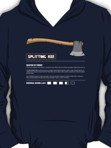 Zombie Weapons - Axe T-Shirt