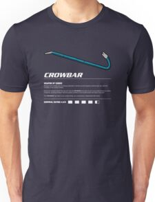 Zombie Weapons - Crowbar T-Shirt