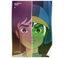 G1 Go Shuta / Siren Poster Poster