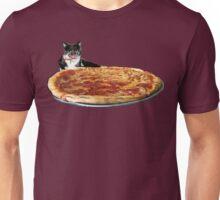 The Cat's Pizza Unisex T-Shirt