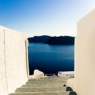 Welcome to Santorini by PhotoJK