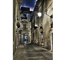 vicolo XIII Photographic Print