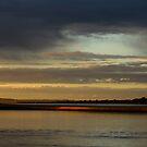 sunlight. anderson inlet, inverloch. by tim buckley | bodhiimages