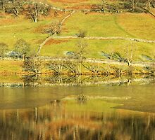 Green Rydal with a Hint of Ice by Jamie  Green