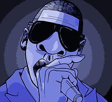 Jay-Z by Nikki Cooper
