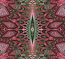 Pressed Rhombus No. 2 by Mark Eggleston