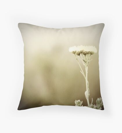 Her hidden beauty Throw Pillow